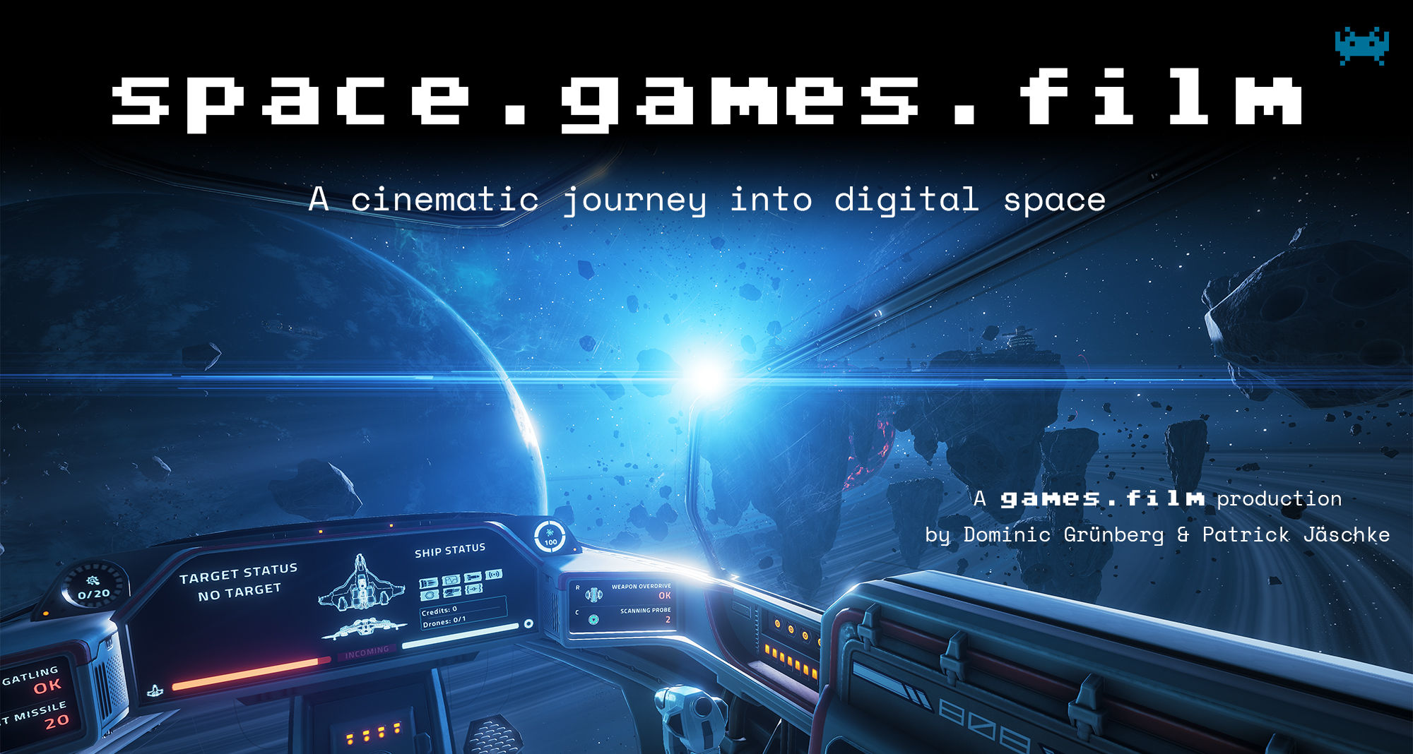 space.games.film Poster
